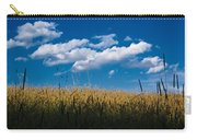 Over The Grass Carry-all Pouch