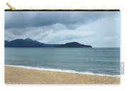 Overcast Beach Carry-all Pouch