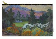 Overcast Light In Santa Barbara Carry-all Pouch