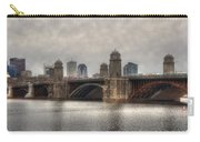Overcast On The Longfellow Carry-all Pouch by Joann Vitali