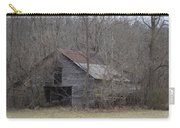 Overgrown Old Horse Barn Carry-all Pouch