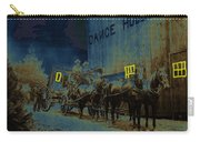Overland Stage Raiders Homage 1938 Stagecoach 1894 Photo Carry-all Pouch