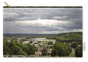 Overlooking Boyertown Carry-all Pouch