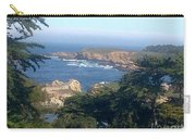 Overlooking Carmel Beach Carry-all Pouch