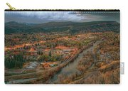 Overlooking Durango Carry-all Pouch