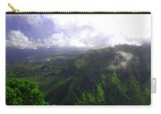 Overlooking Hanalei Bay Carry-all Pouch