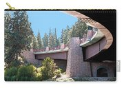 Healy Bridge Over Deschutes River Carry-all Pouch