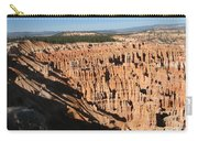 Overview At Bryce Canyon Carry-all Pouch