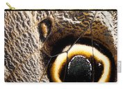 Owl Butterfly Wing Carry-all Pouch
