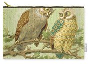 Owl Love-c Carry-all Pouch