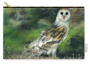 Owl Series - Owl 3 Carry-all Pouch