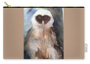 Owl Carry-all Pouch by Sherry Harradence