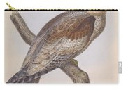Owl Steanorninae Carry-all Pouch
