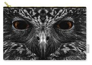 Owl's Eyes Carry-all Pouch