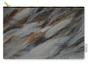 Owl Feathers Carry-all Pouch