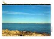 Owls Head View Carry-all Pouch