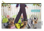 Owned By Yorkies Carry-all Pouch