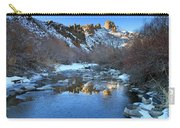 Owyhee River Reflection Desert Light Carry-all Pouch