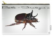 Ox Beetle Carry-all Pouch