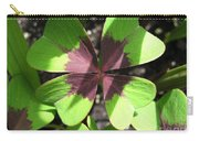 Oxalis Deppei Named Iron Cross Carry-all Pouch