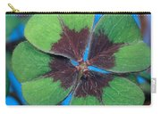 Oxalis Carry-all Pouch by Hans Reinhard