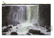 Oxarafoss Waterfall Carry-all Pouch