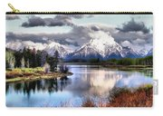 Oxbow Bend Carry-all Pouch by Dan Sproul