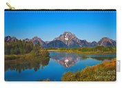 Oxbow Bend II Carry-all Pouch by Robert Bales