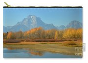 Oxbow Bend Carry-all Pouch by Kathleen Struckle