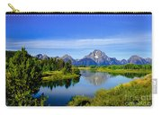 Oxbow Bend Carry-all Pouch by Robert Bales