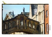 Oxford Bridge Of Sighs Carry-all Pouch