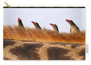 Oxpeckers Carry-all Pouch