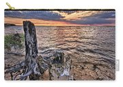Oyster Bay Stump Sunset Carry-all Pouch