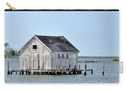 Oyster Shucking Shed Carry-all Pouch