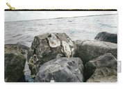 Oysters On The Rocks Carry-all Pouch