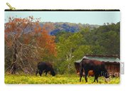 Ozark Cows Carry-all Pouch