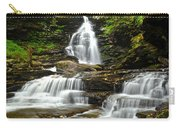 Ozone Falls Close Up Carry-all Pouch