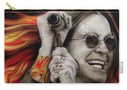 Ozzy's Fire Carry-all Pouch