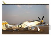 P-51 Mustang Fighter Aircraft Carry-all Pouch