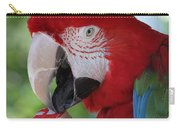 P Is For Parrot Carry-all Pouch