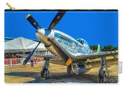 P51 Mustang  Kwitcherbitchin Carry-all Pouch