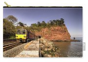 Pacer At Parson's Tunnel Carry-all Pouch