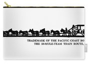 Pacific Coast Borax Co Carry-all Pouch