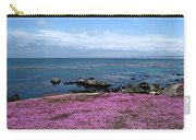 Pacific Grove California Carry-all Pouch