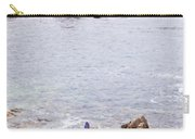 Pacific Grove Coastline Carry-all Pouch