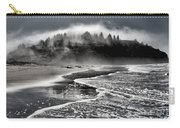 Pacific Island Fog Carry-all Pouch