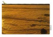 Pacific Ocean Sunset Bandon Beach Oregon Carry-all Pouch
