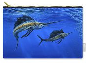 Pacific Sailfish Carry-all Pouch
