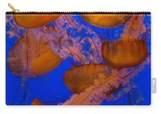 Pacific Sea Nettle Cluster 2 Carry-all Pouch