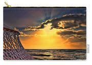 Pacific Sunset By Diana Sainz Carry-all Pouch